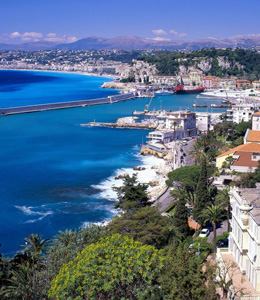 Find a holiday rental on Cote d'Azur in France